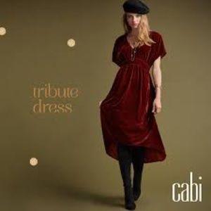 Cabi tribute dress